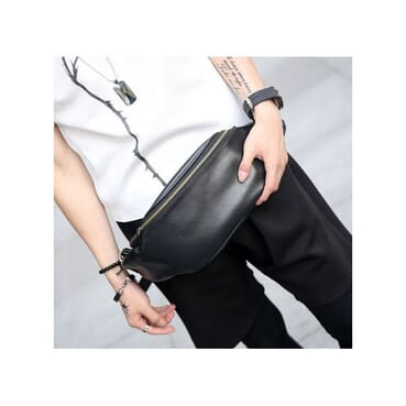 Men Chest Bag/Shoulder Bag/Messenger Bag
