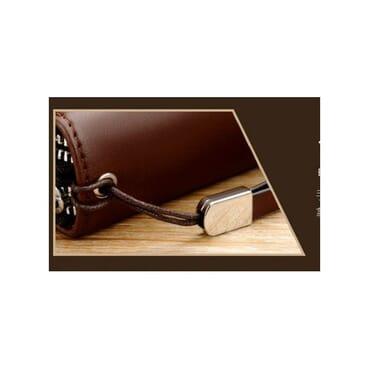 Men PU Leather Long Wallet/Clutch Long Wallet