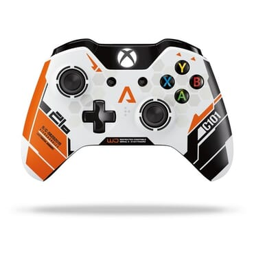 Microsoft Xbox360 Titanfall Wireless Controller For Xbox One