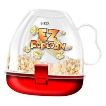 Microwave Popcorn Maker-