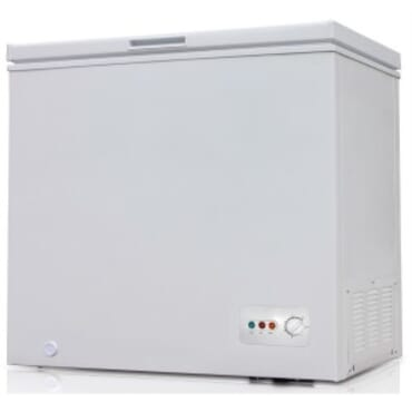 MHS-384c MIDEA CHEST FREEZER