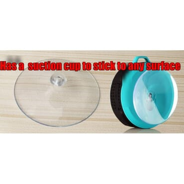 Mini Bluetooth Speaker With Suction Cup,Mic,Hands-Free