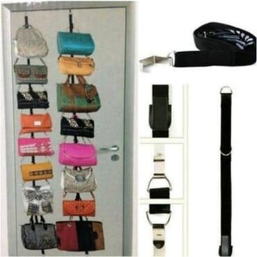 Multipurpose Bag Rack