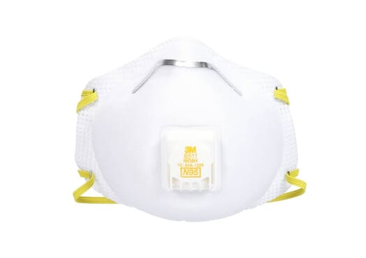 N95 Respirators with Filters - Pack of 20