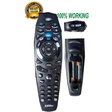 NEW Versions Decoder & OLD Versions Decoder Dstv Explora Remote Control.