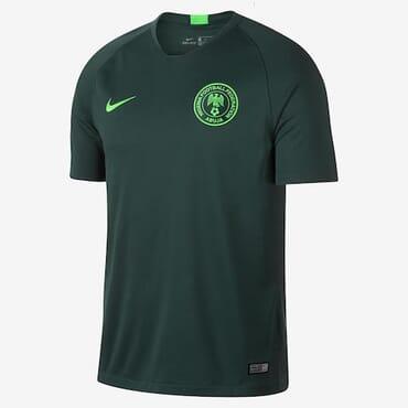 NIGERIA 2018 AWAY JERSEY (2019/2020)