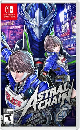 N/S ASTRAL CHAIN