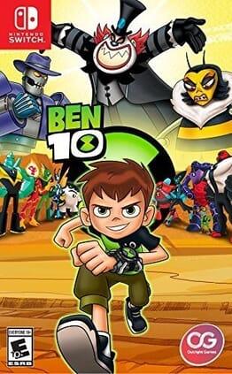 N/S BEN 10