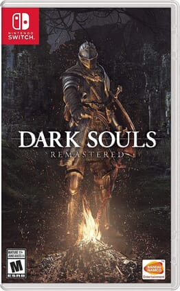 N/S DARK SOULS REMASTERED