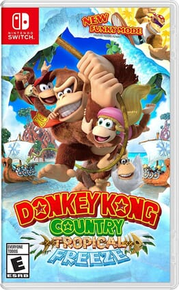 N/S DONKEYKONG COUNTRY