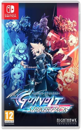 N/S GUNVOLT STRIKER PACK