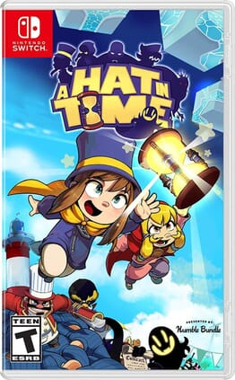 N/S HAT IN TIME