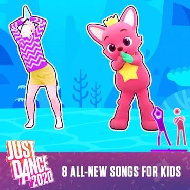N/S JUST DANCE 2020