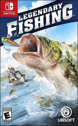 N/S LEGENDARY FISHING