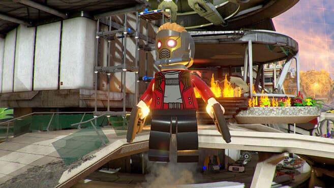 N/S LEGO MARVEL SUPERHEROES 2