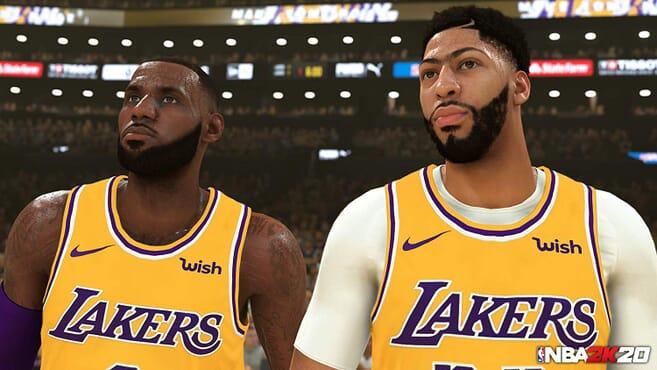 N/S NBA2K20