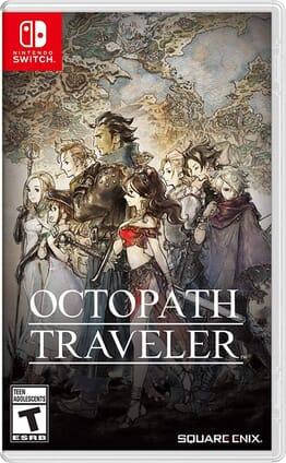 N/S OCTOPATH TRAVELER