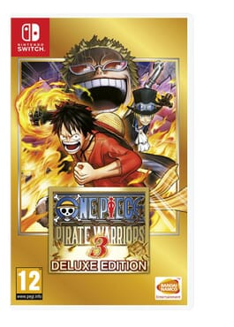N/S ONE PIECE PIRATE WARRIORS