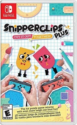 N/S SNIPPERCLIPS PLUS