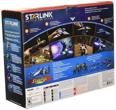 N/S STAR LINK BATTLE FOR ATLAS