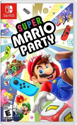N/S SUPER MARIO PARTY