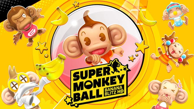 N/S SUPER MONKEY BALL