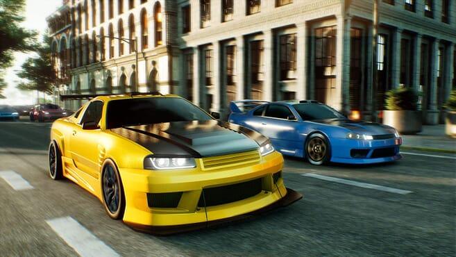 N/S SUPER STREET RACER