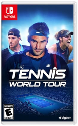 N/S TENNIS WORLD TOUR
