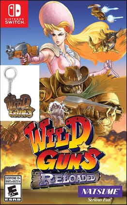 N/S WILD GUNS RELOADED