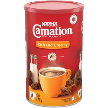 Nestle Carnation Hot Chocolate Rich And Creamy
