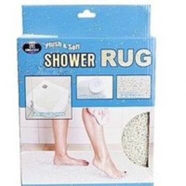 Non Slip Shower Rug