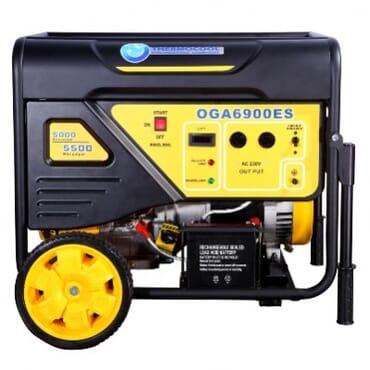 Haier Thermocool OGA Max 6900es 5.0/5.5kw - Gas Generator