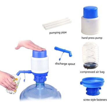 Office Home Manual Bottle Water Dispenser Pump