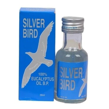 Silver Bird Oil - 28ML