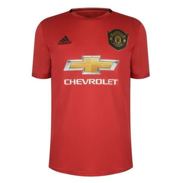 MANCHESTER UNITED HOME JERSEY 2020