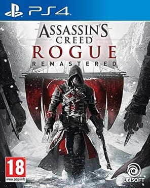 PS4 AC ROGUE-REMASTERED
