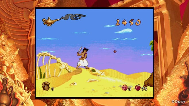 PS4 ALADDIN AND THE LION KING