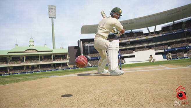 PS4 ASHES CRICKET