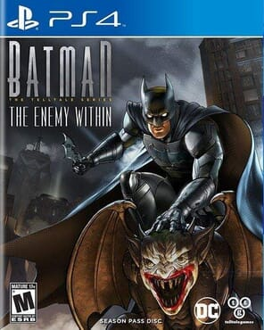 PS4 BATMAN- THE ENEMY WITHIN