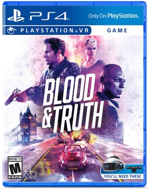 PS4 BLOOD AND TRUTH