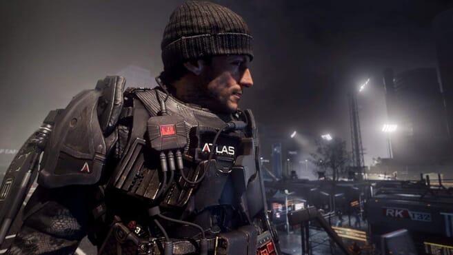 PS4 CALL OF DUTY-ADVANCE WARFARE