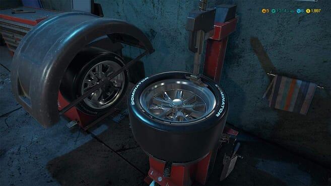 PS4 CAR MECHANIC SIMULATOR