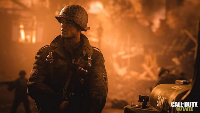 PS4 COD WW2