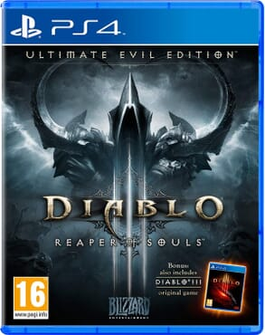 PS4 DIABLO 3- REAPER OF SOULS