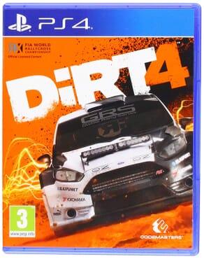PS4 DIRT4