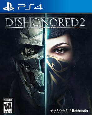 PS4 DISHONORED2