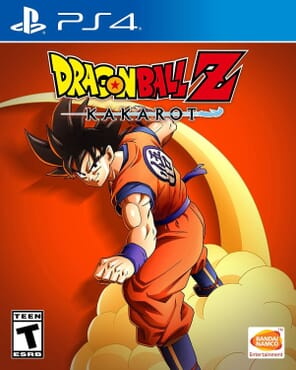 PS4 DRAGON BALL