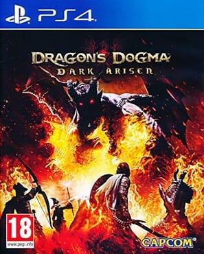 PS4 DRAGON DOGMA