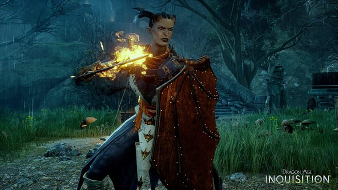 PS4 Dragon Age