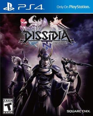 PS4 FINAL FANTASY- DISSIDIA NT